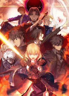 Fate / Zero (English Subtitles) Blu-ray Disc Box II [Limited Release] [5Blu-ray+2CD] / Animation