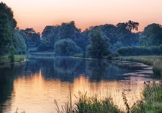 Cambridge: Early Morning on The Cam  by Ivan Krushkov, via 500px