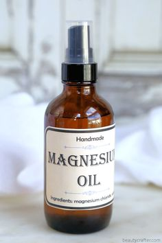 DIY Magnesium Oil sp