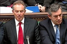 Blair and Brown