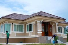 Single story house, 3 bedrooms, 2 bathrooms, beautifully decorated - MyhomeMyzone.com