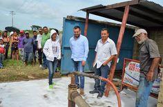 Completamente rehabilitado pozo profundo en comunidad Ezequiel Zamora de Guacara