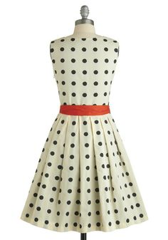 Dice as Nice Dress, #ModCloth