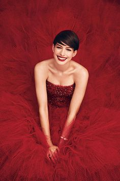 Anne Hathaway Loves You