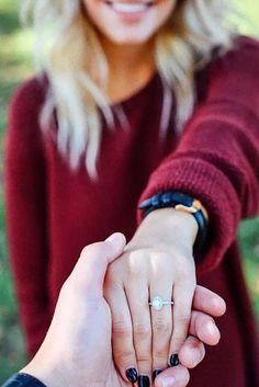 Felicidades, se casan! ¿Necesitan algunas ideas? En nuestra galería de ideas de fotos de compromiso tenemos poses increíbles para inspirarte.