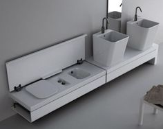 Arredo Bagno Compatto : Fantastiche immagini su arredo bagno bathroom bath