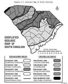 56 Best Carolina Geology images