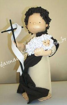 SANTOS juninos Maya, Dolls, Disney Princess, Gourd, Mousse, Biscuits, Portugal, Blog, Ideas