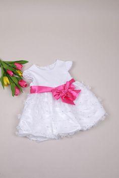 Festkleid für Kinder Abend Hochzeit Taufe Blumenmädchen Kommunion