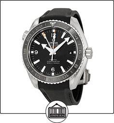 Omega Planet Ocean GMT 232.32.44.22.01.001–Reloj de hombre  ✿ Relojes para hombre - (Lujo) ✿