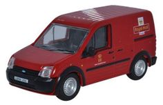 #PopularKidsToys Just Added In Store! Oxford Diecast Ford Transit Connect Royal Mail 76FTC001 - The Ford Motor Company boasts that every Transit is built for purpose and the smaller Ford Transit Connect is no exception with a large cargo capability lending itself to all sorts of commercial van users. Shaped by Ford kinetic design, the van has improved aerodynamics for greater fuel efficiency and high-tech lights for greater visibility. Component parts have also been designed