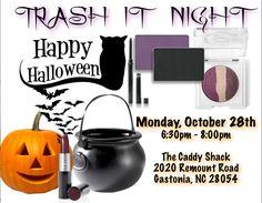 Trash It Event