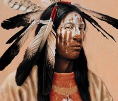 PAINTING........AMERINDIEN......BING IMAGES...........