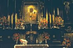 Poland& government has adopted multiple resolutions establishing 2017 as a Jubilee Year for the country, celebrating the anniversary of the first canonical coronation of the image of Our Lady of Czestochowa. Our Lady Of Czestochowa, Saint Martha, Catholic News, Christianity, Saints, Anniversary, Things To Come, Polish