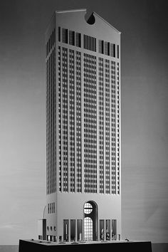 philip johnson architecture - AT&Tbuilding