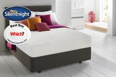 (from Wowcher Direct) for a single Silentnight memory foam mattress, for a double or for a king size – save up to Cheap Mattress, British Standards, King Size Mattress, Mattress Springs, Home Comforts, Mattress Covers, Dust Mites, Cheap Home Decor