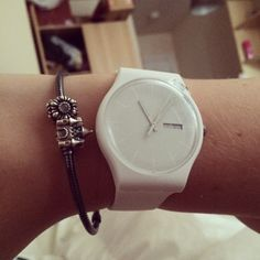 #Swatch WHITE REBEL http://swat.ch/1gtQ7TH