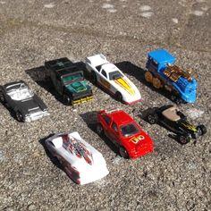 Hotwheels biler