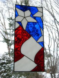 Flag - Delphi Stained Glass