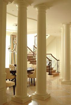 Scott yetman design on pinterest l 39 wren scott photo for Interior pillar designs