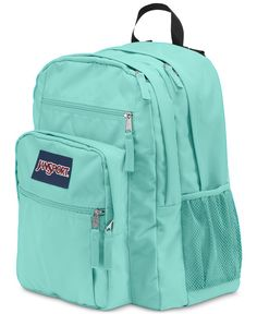 "Jansport makes room for your school supplies and accessories with this spacious and padded student backpack. | Polyester | Imported | Dimensions: 17.5"" x 13"" x 10"" 