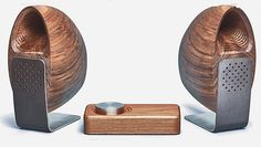 Creados en colaboración con el diseñador industrial Joey Roth, los altavoces Walnut Speakers de Grovemade, estos altavoces cuentan con las mejores...