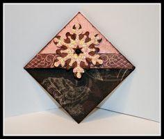 corner bookmark by Corina Mitchell