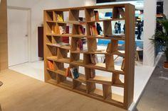 The new KENIA bookcase at the Hábitat Valencia 2015