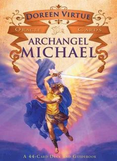 Archangel Michael is a beloved and powerful protector and trustworthy guide. He knows your lifes purpose and the best steps for you to take next. The 44 cards in this deck feature messages for you fro
