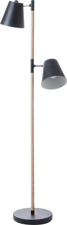Stehlampe Rubi - Schwarz - Leitmotiv kaufen? - Lilianshouse.de - Wohn- und Lifestylewebshop