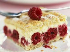 Le gâteau framboisier - Recettes