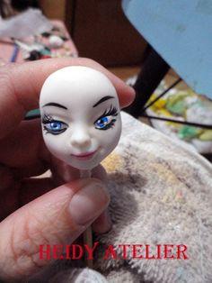 Pintando olhos Parte 1