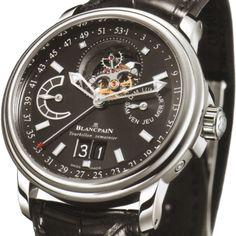 Blancpain Tourbillon Grande Date Watch