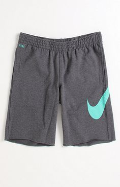 Nike Fleece Athletic Shorts at PacSun.com