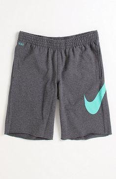 Nike Fleece Athletic Shorts at PacSun.com