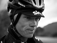Chris Froome Team Sky | Pro Cycling | Flash Latest | Scott Mitchell portraits gallery