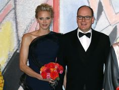 Prince Albert II and Princess Charlene of Monaco announced Friday that they are expecting their first child, who will be heir to the tiny principality.....In this Saturday, March 29, 2014, Prince Albert II of Monaco, and his wife Princess Charlene.
