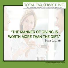 #taxservices #IRS #BradfordPA