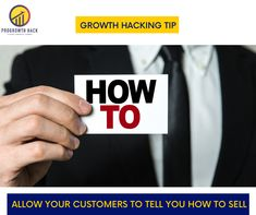 Don't assume you know what your customers want. That's why the most significant growth hack to increase your mobile conversions is to listen to what your customers want or need from you. Start listening to your audience so you can improve the blocks in your business. You will be shocked to discover how much valuable information they have to help you.  #how #howtosell #ask #askcustomers #customer #growth #marketing #growthhacking #growthtips #progrowthhackers #progrowthhack Growth Hacking, Competitor Analysis, Marketing Ideas, Listening To You, To Tell, Told You So, Hacks, Business, Amazing