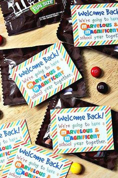 Surprise your students with this cute Back-to-School Welcome Gift. Your students will love their Student Welcome Gift on the first day of school.