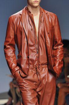 Trussardi S/S 2014 Menswear Milan Fashion Week