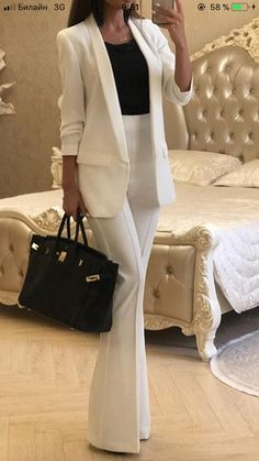 Business Outfits, Business Attire, Classy Womens Dresses, Hijab Fashion, Fashion Dresses, Balmain Blazer, Corporate Wear, Capsule Outfits, Casual Work Outfits