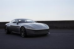 Christie's has sold for a whopping 500 a rare Aston Martin that was created for the James Bond film Spectre. The Aston Martin Aston Martin Db10, Aston Martin Vantage, Carros Aston Martin, Aston Martin Cars, James Bond, Bond Cars, Car Wallpapers, Hd Wallpaper, Boats