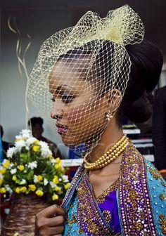 Princess Ruth Komuntale of the Ugandan Toro kingdom