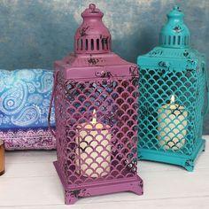 Small Purple Indian Ocean Lantern (1)