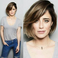 @fevasconcellos cortou o cabelão e repaginou o visual após @hajacoracao. Ficou linda!!!  #modapor2