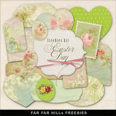 Sunday's Guest Digital Scrapbook Freebies ~ Far Far Hill ♥♥Join 3,600 people. Follow our Free Digital Scrapbook Board. New Freebies every day.♥♥