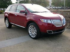 2015 Lincoln MKX.   Replaced the Toyota Avalon.  I missed driving an SUV!
