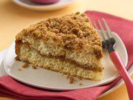 Gluten Free Cinnamon Streusel Coffee Cake Recipe from Betty Crocker