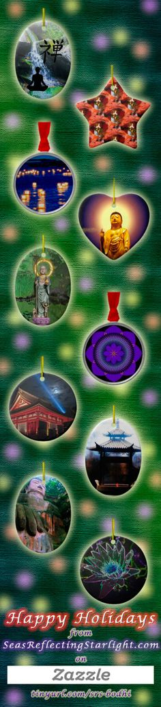Holiday Gifts with original art by Seas Reflecting Starlight http://www.zazzle.com/inner_bodhisattva* http://seasreflectingstarlight.com/